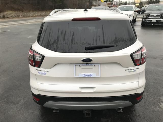 2017 Ford Escape Titanium (Stk: 10173) in Lower Sackville - Image 4 of 27