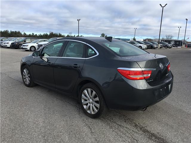 2017 Buick Verano Base (Stk: 17-04629RJB) in Barrie - Image 6 of 20