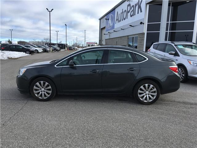 2017 Buick Verano Base (Stk: 17-04629RJB) in Barrie - Image 7 of 20
