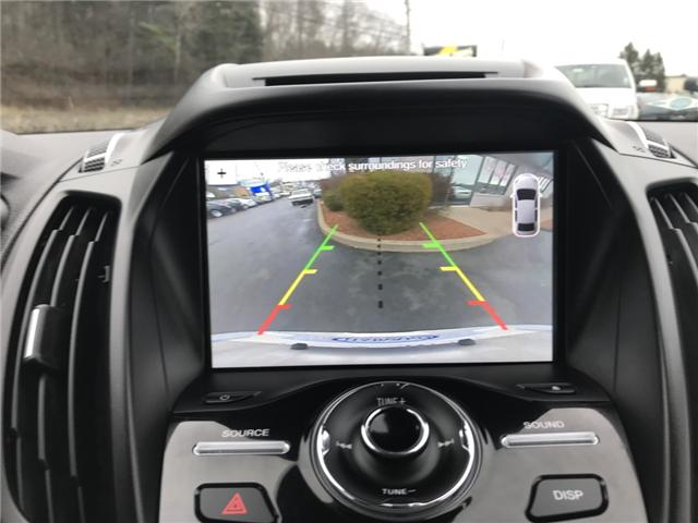 2017 Ford Escape Titanium (Stk: 10173) in Lower Sackville - Image 26 of 27