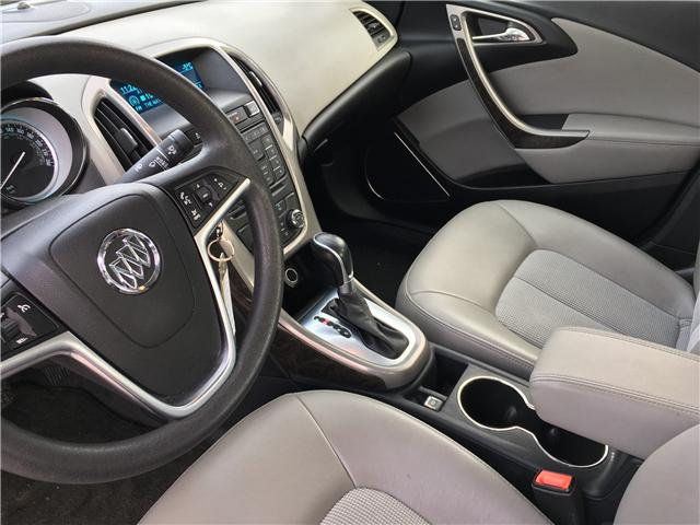 2017 Buick Verano Base (Stk: 17-04629RJB) in Barrie - Image 11 of 20