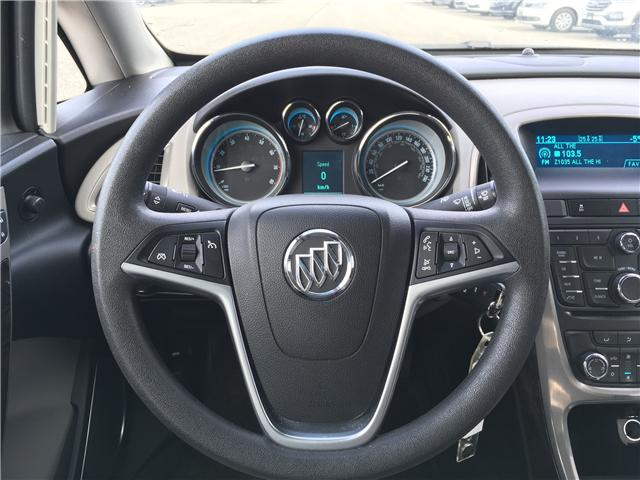 2017 Buick Verano Base (Stk: 17-04629RJB) in Barrie - Image 16 of 20