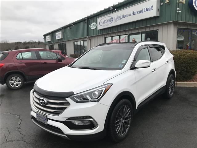 2017 Hyundai Santa Fe Sport 2.4 Luxury (Stk: 10200A) in Lower Sackville - Image 1 of 20