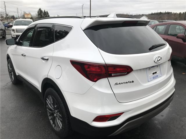 2017 Hyundai Santa Fe Sport 2.4 Luxury (Stk: 10200A) in Lower Sackville - Image 3 of 20