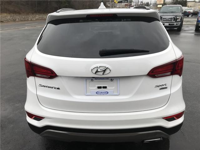 2017 Hyundai Santa Fe Sport 2.4 Luxury (Stk: 10200A) in Lower Sackville - Image 4 of 20