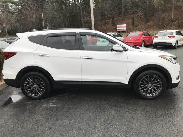 2017 Hyundai Santa Fe Sport 2.4 Luxury (Stk: 10200A) in Lower Sackville - Image 6 of 20