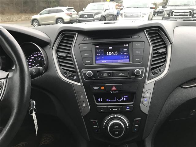 2017 Hyundai Santa Fe Sport 2.4 Luxury (Stk: 10200A) in Lower Sackville - Image 18 of 20