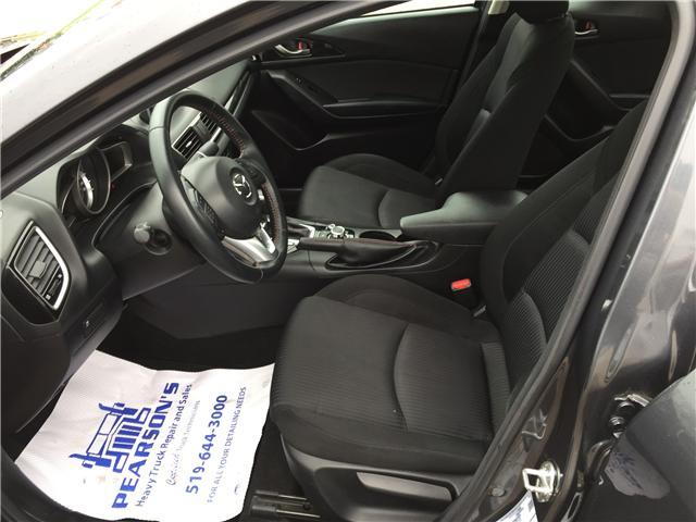 2016 Mazda Mazda3 GS (Stk: 879) in Belmont - Image 5 of 7