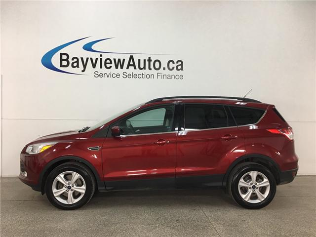 2016 Ford Escape SE (Stk: 33824J) in Belleville - Image 1 of 30