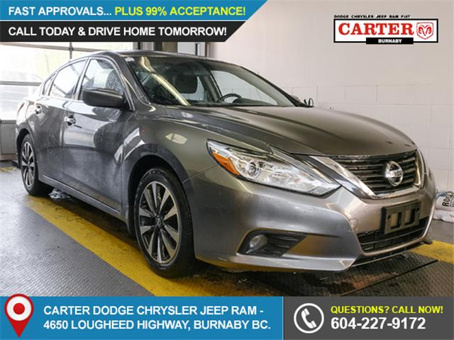 2016 Nissan Altima 2.5 SV (Stk: 8767971) in Burnaby - Image 1 of 24