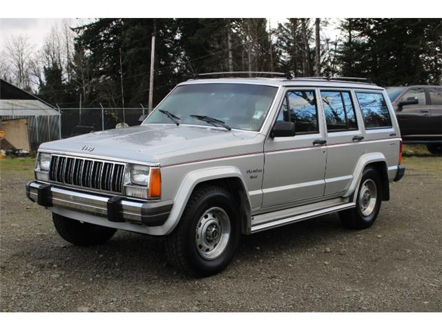 1988 Jeep Cherokee SE (Stk: N194619C) in Courtenay - Image 2 of 12
