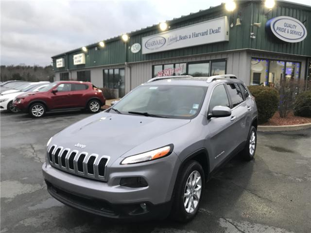 2014 Jeep Cherokee North (Stk: 10192) in Lower Sackville - Image 1 of 22