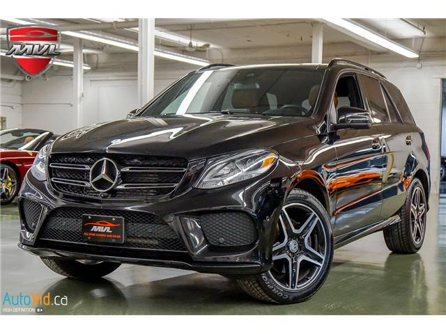 2016 Mercedes-Benz GLE-Class Base (Stk: ) in Oakville - Image 1 of 37