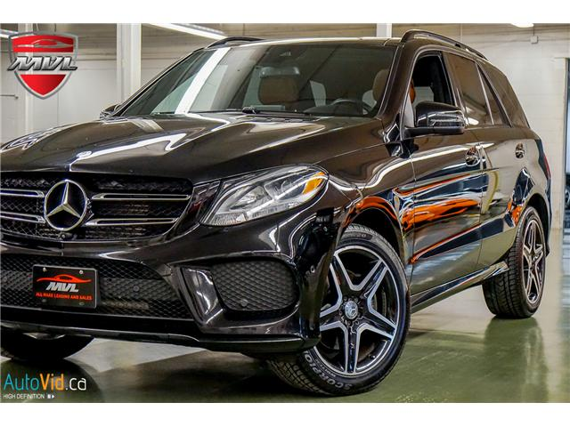 2016 Mercedes-Benz GLE-Class Base (Stk: ) in Oakville - Image 2 of 37