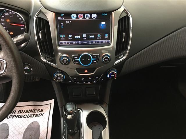 2018 Chevrolet Cruze LT Auto (Stk: 34009W) in Belleville - Image 8 of 29