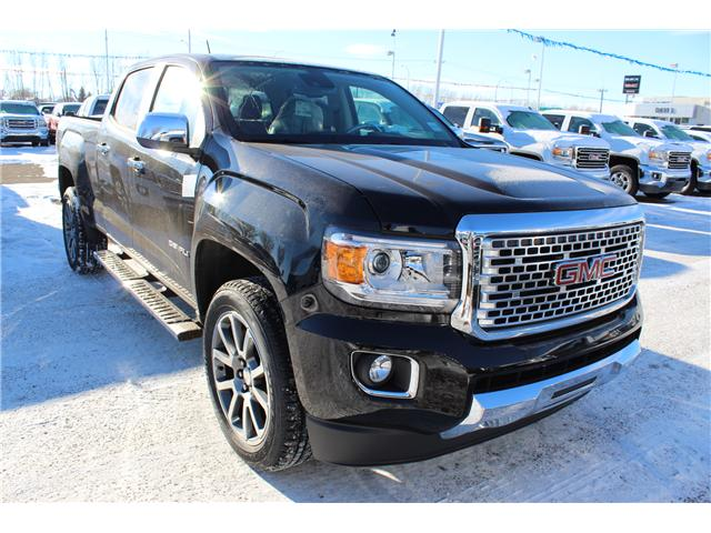 2019 GMC Canyon Denali (Stk: 170430) in Medicine Hat - Image 1 of 7