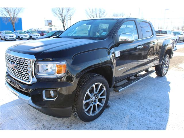 2019 GMC Canyon Denali (Stk: 170430) in Medicine Hat - Image 2 of 7