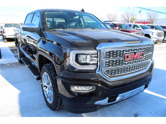 2018 GMC Sierra 1500 Denali (Stk: 170292) in Medicine Hat - Image 1 of 24