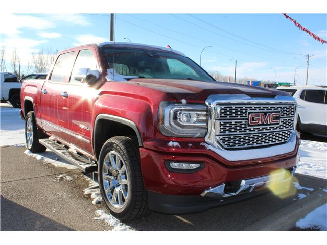 2018 GMC Sierra 1500 Denali (Stk: 170129) in Medicine Hat - Image 1 of 6