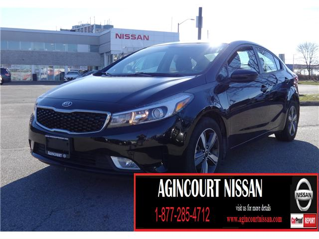 2018 Kia Forte LX+ (Stk: U12353R) in Scarborough - Image 1 of 20