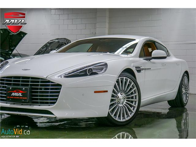 2015 Aston Martin Rapide S  (Stk: ) in Oakville - Image 1 of 46