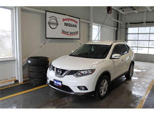 2016 Nissan Rogue SV (Stk: P0628) in Owen Sound - Image 1 of 13