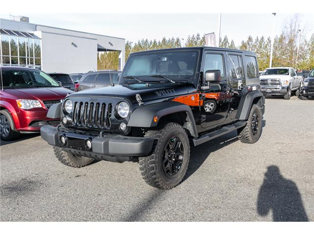 2016 Jeep Wrangler Unlimited Sport (Stk: J176171B) in Abbotsford - Image 3 of 18