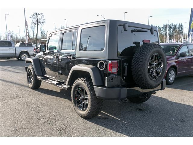 2016 Jeep Wrangler Unlimited Sport (Stk: J176171B) in Abbotsford - Image 5 of 18