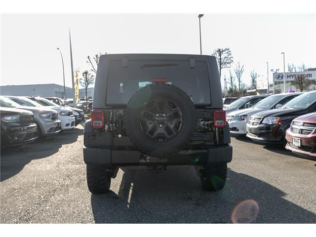 2016 Jeep Wrangler Unlimited Sport (Stk: J176171B) in Abbotsford - Image 6 of 18