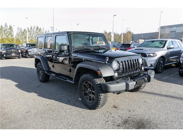 2016 Jeep Wrangler Unlimited Sport (Stk: J176171B) in Abbotsford - Image 9 of 18