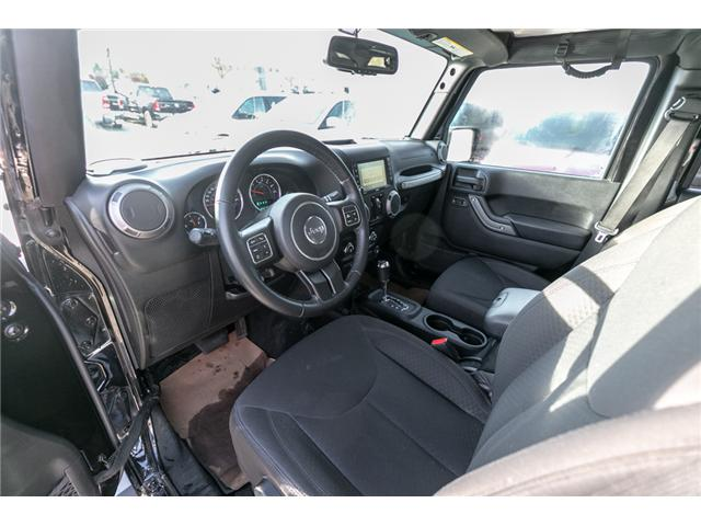 2016 Jeep Wrangler Unlimited Sport (Stk: J176171B) in Abbotsford - Image 14 of 18