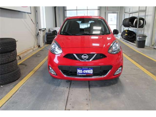 2015 Nissan Micra SR (Stk: P0630) in Owen Sound - Image 2 of 13