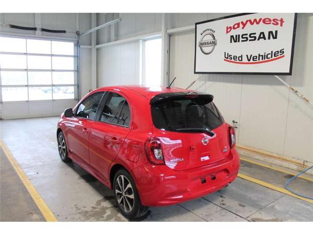 2015 Nissan Micra SR (Stk: P0630) in Owen Sound - Image 3 of 13