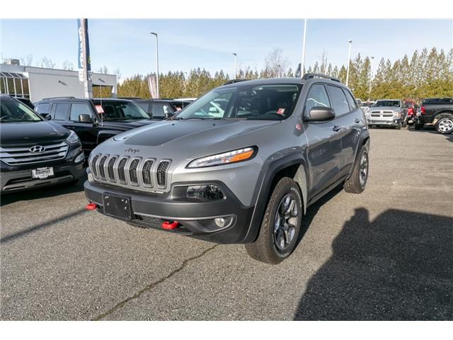 2015 Jeep Cherokee Trailhawk (Stk: K192827A) in Abbotsford - Image 3 of 25