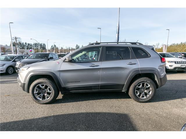 2015 Jeep Cherokee Trailhawk (Stk: K192827A) in Abbotsford - Image 4 of 25