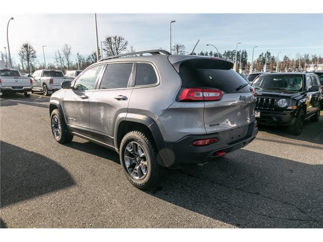 2015 Jeep Cherokee Trailhawk (Stk: K192827A) in Abbotsford - Image 5 of 25