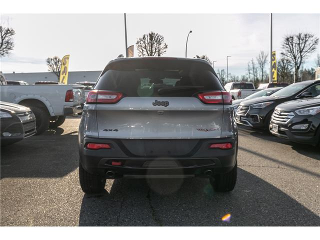 2015 Jeep Cherokee Trailhawk (Stk: K192827A) in Abbotsford - Image 6 of 25