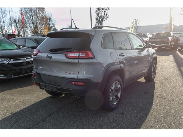 2015 Jeep Cherokee Trailhawk (Stk: K192827A) in Abbotsford - Image 7 of 25