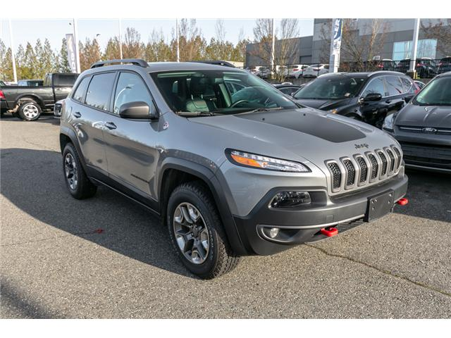 2015 Jeep Cherokee Trailhawk (Stk: K192827A) in Abbotsford - Image 9 of 25