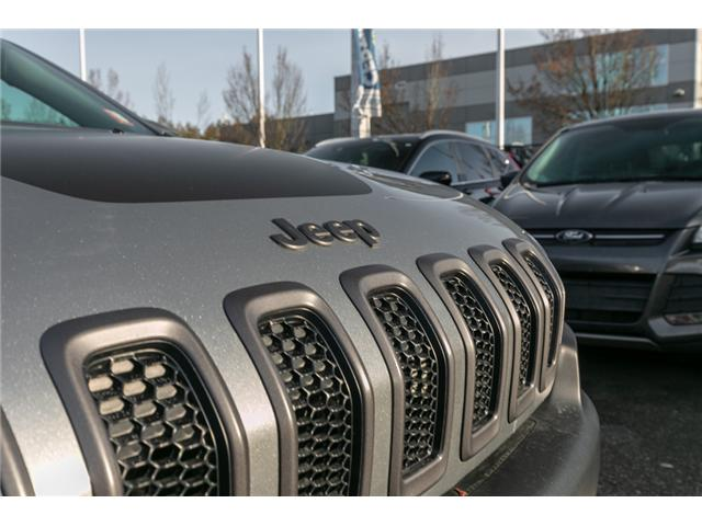 2015 Jeep Cherokee Trailhawk (Stk: K192827A) in Abbotsford - Image 10 of 25