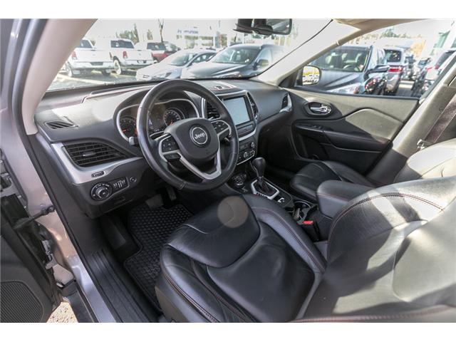 2015 Jeep Cherokee Trailhawk (Stk: K192827A) in Abbotsford - Image 16 of 25