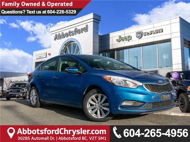 2014 Kia Forte 1.8L LX (Stk: JH92557A) in Abbotsford - Image 1 of 20