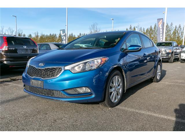 2014 Kia Forte 1.8L LX (Stk: JH92557A) in Abbotsford - Image 3 of 20