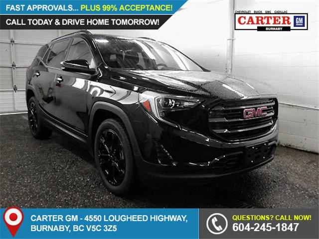 2019 GMC Terrain SLE (Stk: 79-55740) in Burnaby - Image 1 of 12