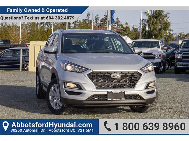2019 Hyundai Tucson Preferred (Stk: KT878639) in Abbotsford - Image 1 of 27