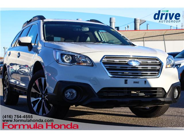 2016 Subaru Outback 3.6R Limited Package (Stk: B10737) in Scarborough - Image 1 of 31