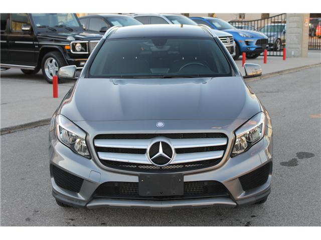 2015 Mercedes-Benz GLA-Class  (Stk: 16599) in Toronto - Image 2 of 25