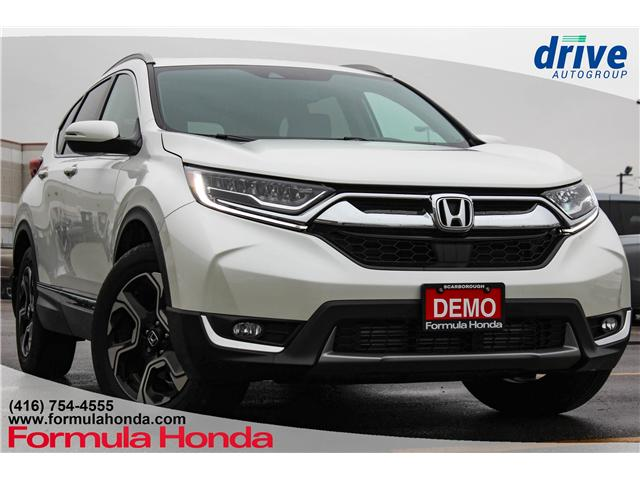 2018 Honda CR-V Touring (Stk: 18-0472D) in Scarborough - Image 1 of 32