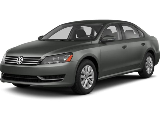 2013 Volkswagen Passat 2.0 TDI Highline (Stk: VW0767A) in Surrey - Image 1 of 2