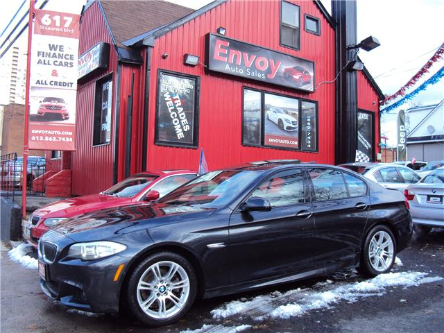 2013 BMW 528i xDrive (Stk: ) in Ottawa - Image 1 of 30